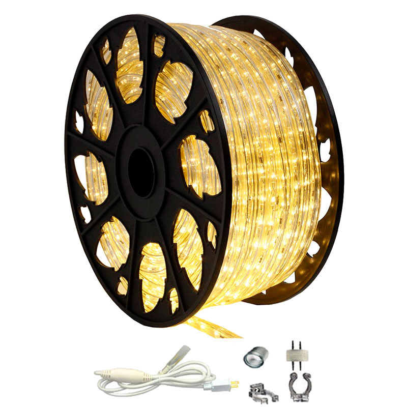 LED 2 wire Rope Light